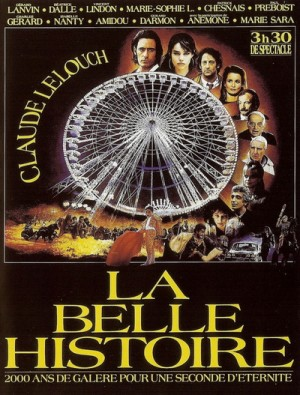 La belle histoire / The Beautiful Story (1992) DVD9