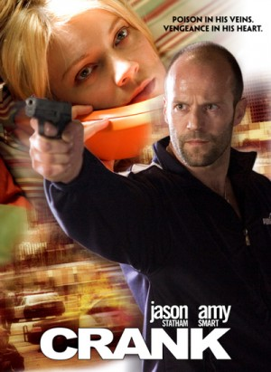 Crank / Адреналин (2006) DVD9