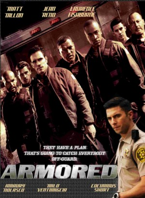Armored / Инкассатор (2009) DVD9
