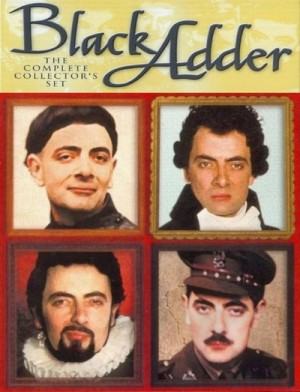 The Black Adder (Blackadder) [10x DVD5, Complete Seasons 1-4 & Specials]