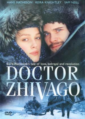 Doctor Zhivago (2002) 2 x DVD9