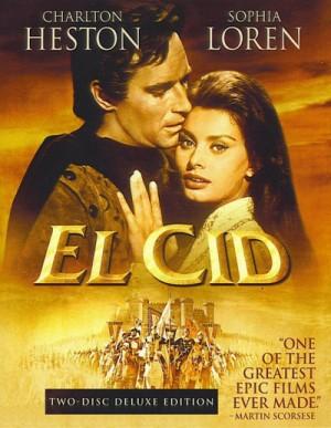 El Cid (1961) 2 x DVD9