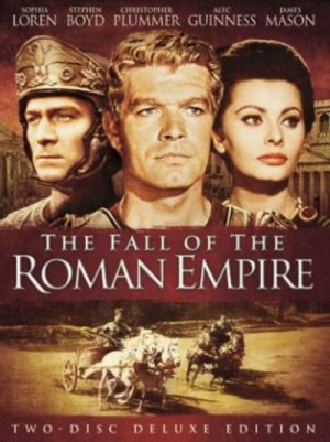 The Fall of the Roman Empire (1964) 2 x DVD9