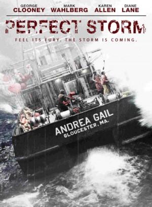 The Perfect Storm / Идеальный шторм (2000) DVD9