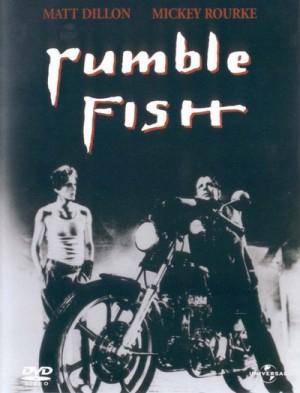Rumble fish / Бойцовая рыбка (1983) DVD9