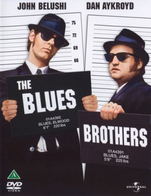The Blues Brothers / Братья Блюз (1980) DVD9