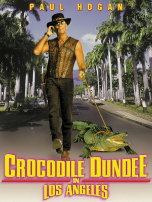 Crocodile Dundee in Los Angeles / Крокодил Данди в Лос-Анджелесе (2001) DVD9