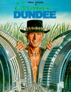 Crocodile Dundee / Крокодил Данди (1986) DVD5