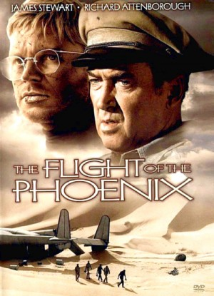 The Flight of the Phoenix (1965) DVD9