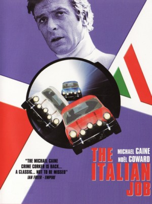 The Italian Job / Итальянская работа (1969) DVD9