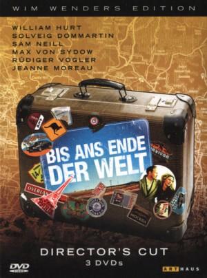 Bis ans Ende der Welt / Until the End of the World (1991) 3 x DVD9