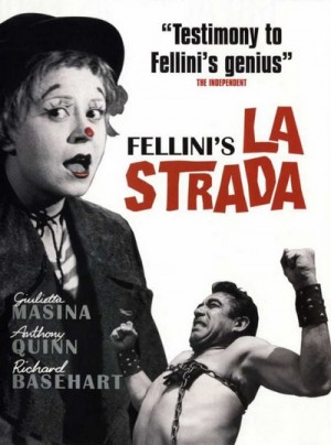 La Strada / The Road (1954) DVD9 + DVD5 The Criterion Collection