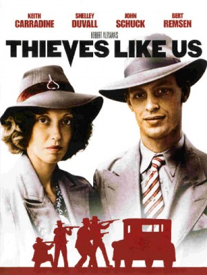 Thieves Like Us (1974) DVD9