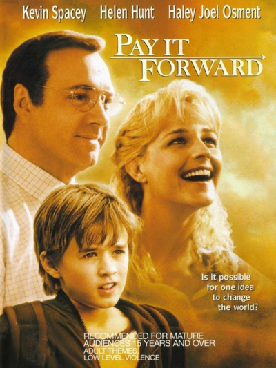 Download Pay It Forward (2000) DVD9 | movie world