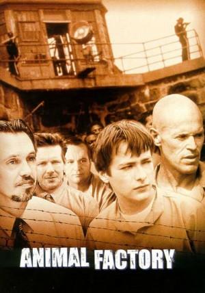 Animal Factory / Зверофабрика (2000) DVD9