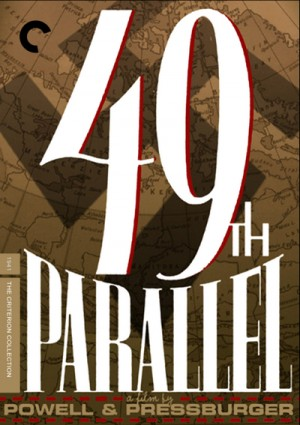 49th Parallel / The Forty-Ninth Parallel / The Invaders (1941) 2 x DVD9 The Criterion Collection