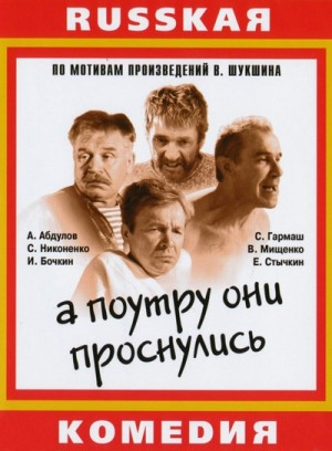 And in the Morning They Woke Up / A poutru oni prosnulis / А поутру они проснулись (2003) DVD9