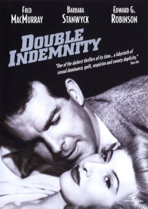 Double Indemnity (1944, 1973) DVD9 + DVD5