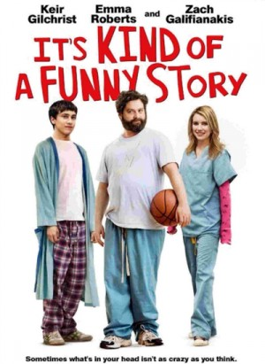 It's Kind of a Funny Story (2010) DVD9