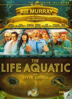 The Life Aquatic with Steve Zissou (2004) 2 x DVD9 The Criterion Collection