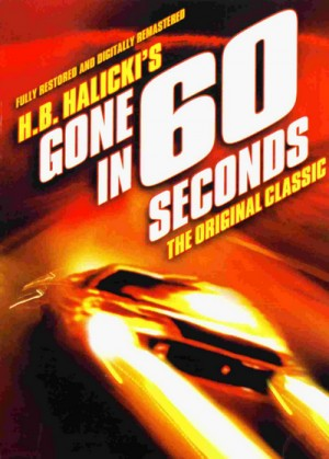 Gone in 60 Seconds / Угнать за 60 секунд (1974) DVD9