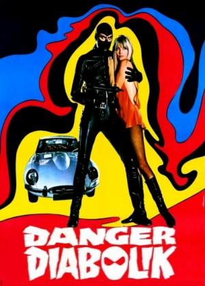 Diabolik / Danger: Diabolik (1968) DVD9