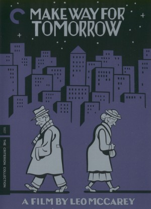 Make Way For Tomorrow (1937) DVD9 Criterion Collection
