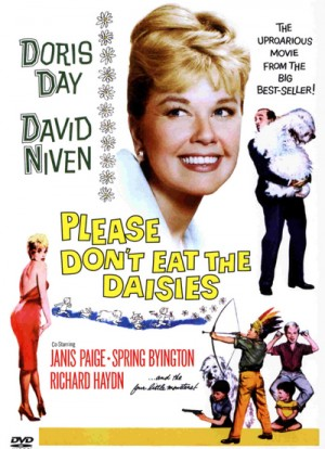 Please Don't Eat the Daisies (1960) DVD9