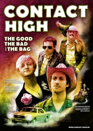 Contact High: The Good, the Bad and the Bag (2009) DVD9