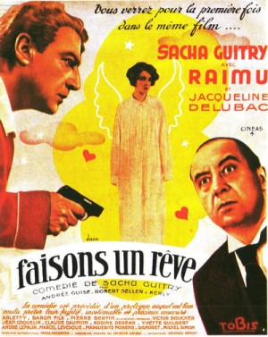 Faisons un reve... / Let Us Do a Dream (1936) DVD5