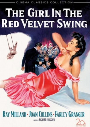 The Girl in the Red Velvet Swing (1955) DVD9