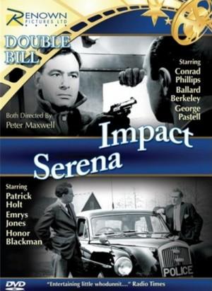 Serena (1962) & Impact (1963) DVD9