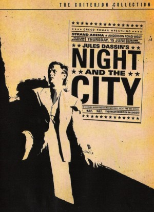 Night and the City (1950) DVD9 Criterion Collection