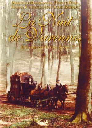 La nuit de Varennes / The Night of Varennes (1982) DVD9