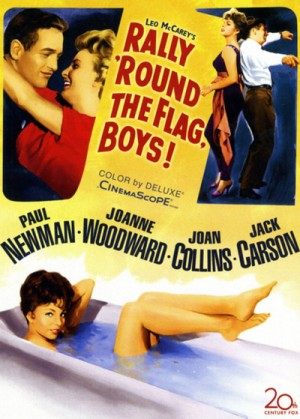 Rally 'Round the Flag, Boys! (1958) DVD9