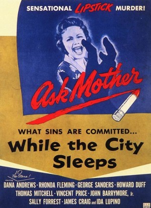 While the City Sleeps (1956) DVD5