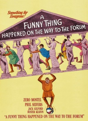 A Funny Thing Happened on the Way to the Forum (1966) DVD5