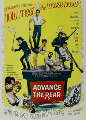 Advance to the Rear / Company of Cowards? (1964) DVD5