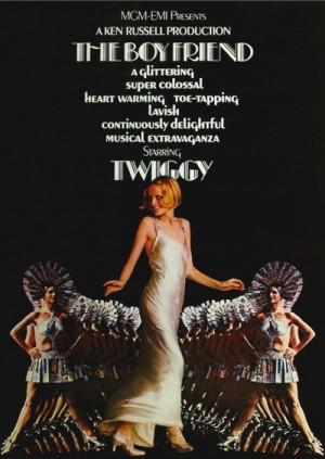 The Boy Friend (1971) DVD9