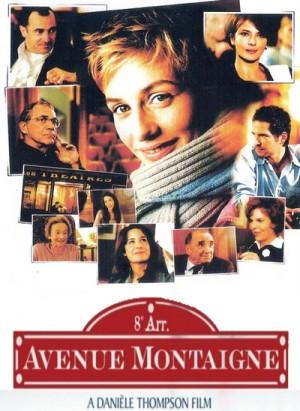 Fauteuils d'orchestre / Avenue Montaigne / Orchestra Seats (2006) DVD9