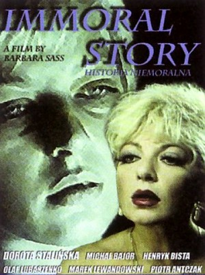 Historia niemoralna / Immoral Story (1990) DVD5