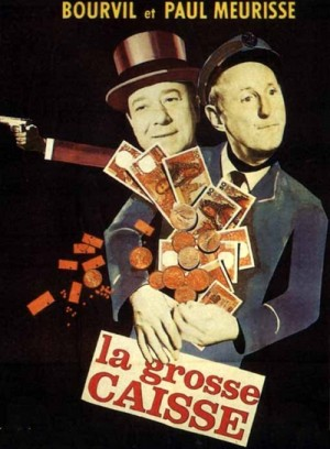 La grosse caisse / The Big Swag (1965) DVD5