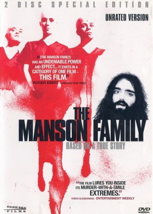 The Manson Family (2003) 2 x DVD9