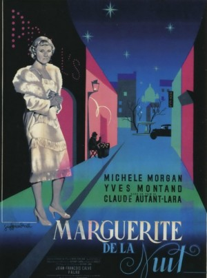 Marguerite de la nuit / Marguerite of the Night (1955) DVD9