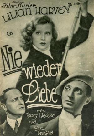 Nie wieder Liebe! / No More Love (1931) DVD5