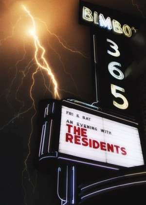 The Residents - Talking Light: Bimbo's (2011) DVD5
