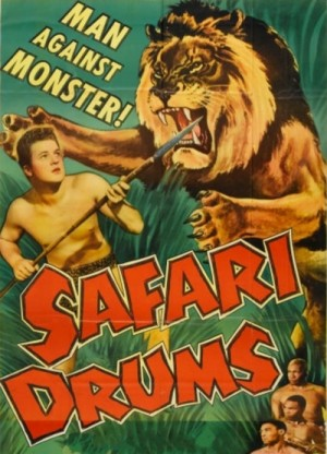 Safari Drums (1953) DVD5