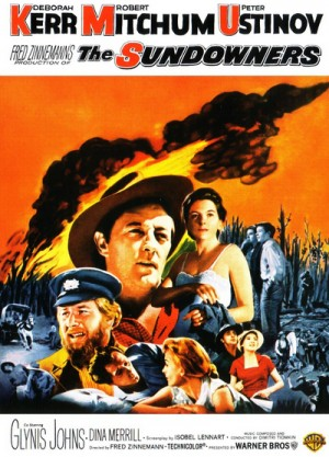 The Sundowners (1960) DVD9