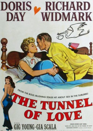 The Tunnel of Love (1958) DVD5