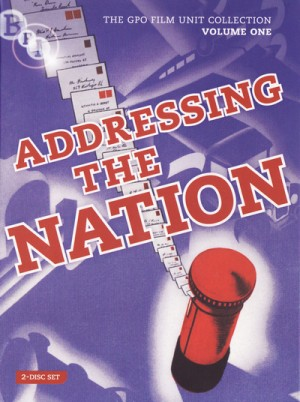 Addressing the Nation: The GPO Film Unit Collection Volume 1 (1933 - 1935) 2 x DVD9